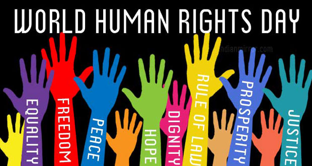 The right to democracy and human rights